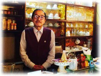 長崎市の原是公 先生【手相喫茶ハイドレインジア】