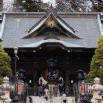 成田山の占い小屋