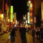 横浜中華街での占い…