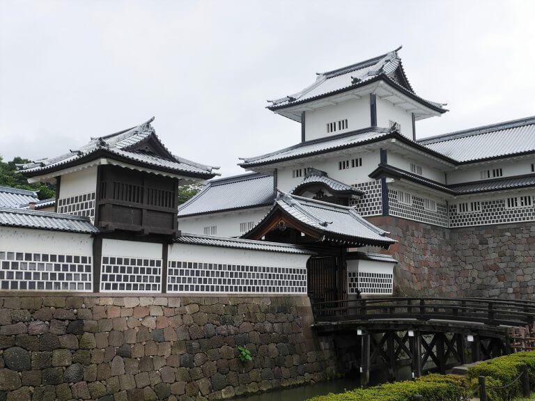 石川県のお城