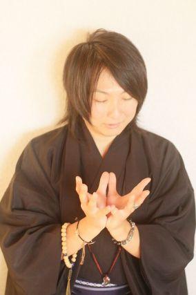 京都市の植野銀月 先生【占い処 銀月堂】