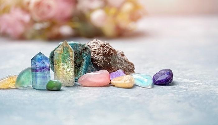ヒーリング天然石