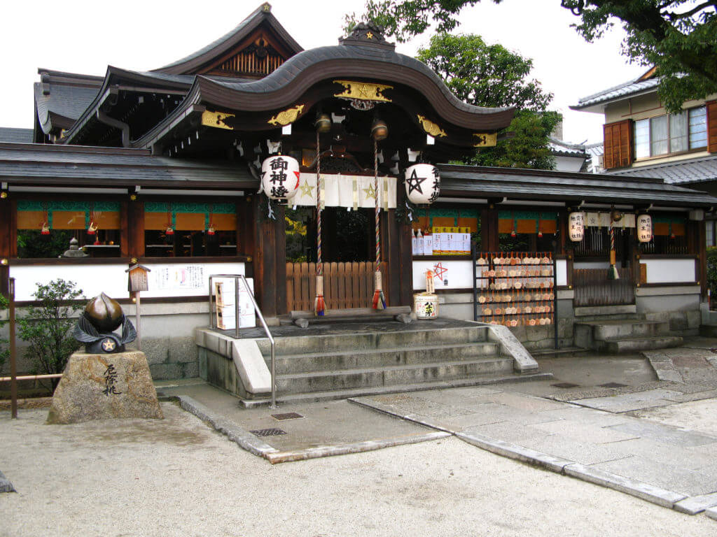 陰陽師「安倍晴明」の晴明神社