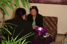 弁天の母『シャノワール』