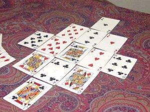エジプトトランプカード