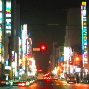 旭川の繁華街