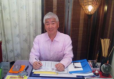 久保田翔雲先生