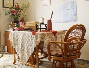 占い 倉敷の母の鑑定スペース
