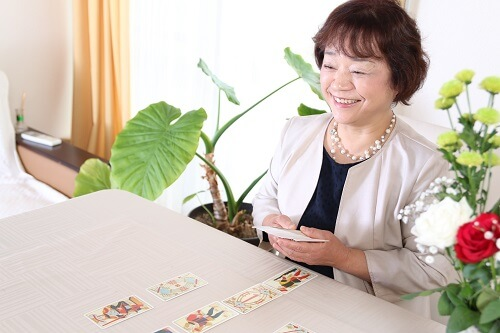 田中恵子先生