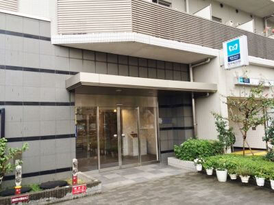 高田馬場駅より徒歩10分ほどのところにあるマンション