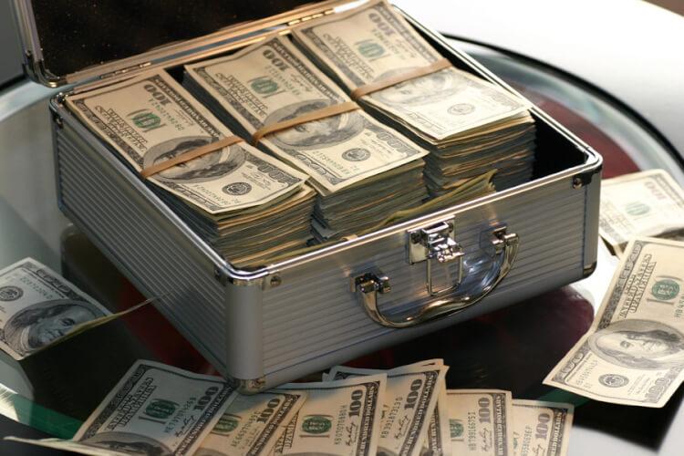 金運を表現するイメージ