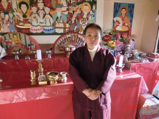 韓流霊感占い「船橋の母」
