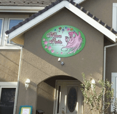 糸島にある「占いと癒しの喫茶店 ミューズパティオ」