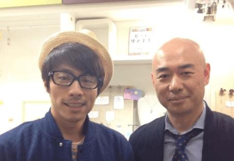 西川隆光先生は有名お笑い芸人の田村淳さん