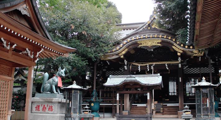赤坂:豊川稲荷東京別院