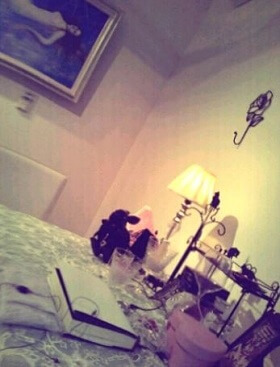 白魔女美雨先生の部屋