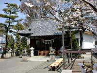 朝気熊野神社