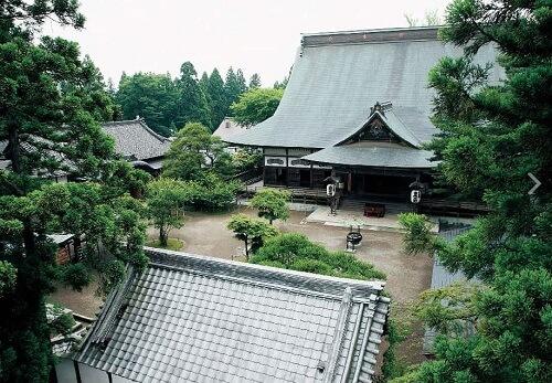 中尊寺 本殿