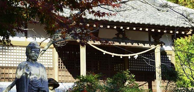 龍宮山 岩水寺