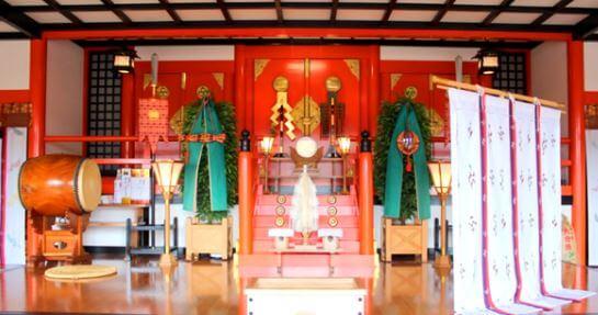 萩原稲荷神社