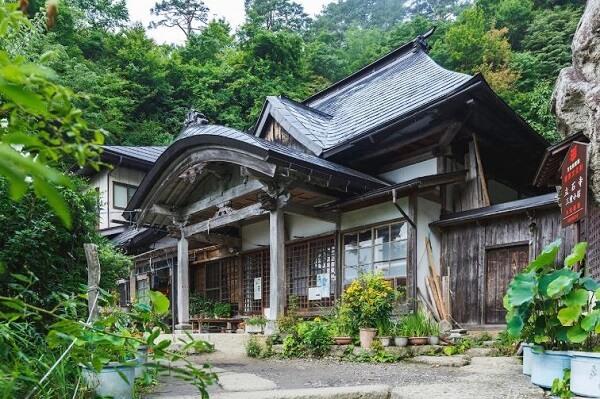 宝珠山立石寺 華蔵院