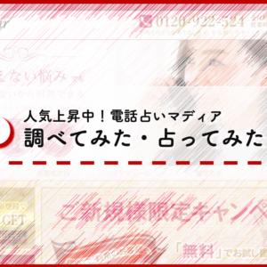 電話占いマディア 完全ガイド【調べてみた・占ってみた】