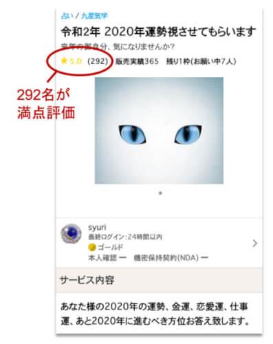 syuri先生の2020年九星気学占い
