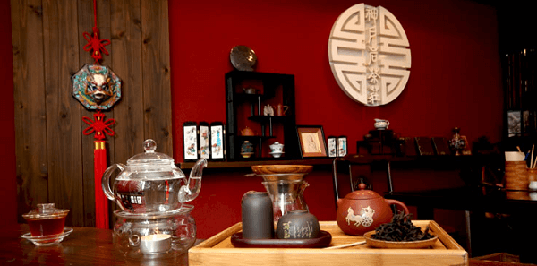 中国茶専門店『神戸岩茶荘』