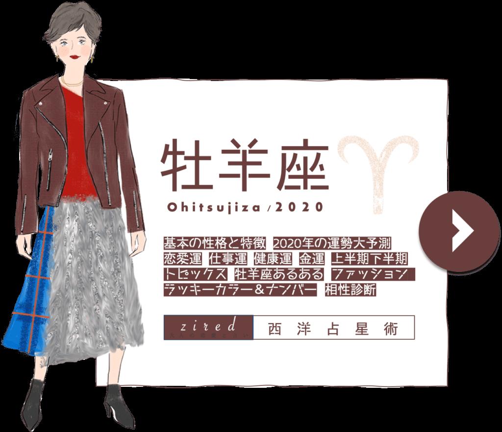 【西洋占星術】牡羊座2020年の運勢・性格・相性 完全ガイド