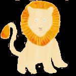 獅子のイラスト