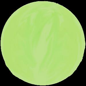 獅子座のラッキーカラーである淡い黄緑