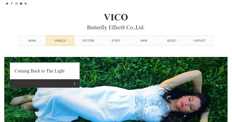 VICO Butterfly Effect8 Co.,Ltd.