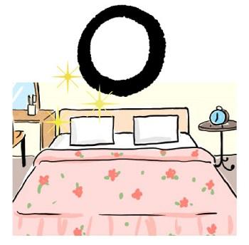 ふとんや枕カバーは常に洗濯して清潔にするのが風水的に○
