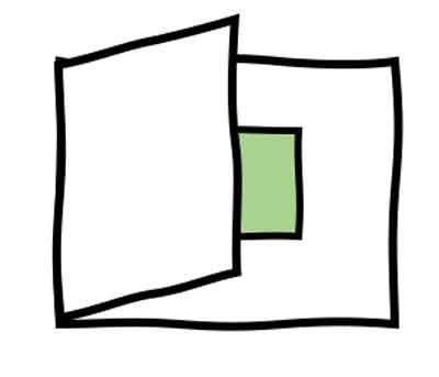 風水的に良いのは紙で包んで写真を捨てること