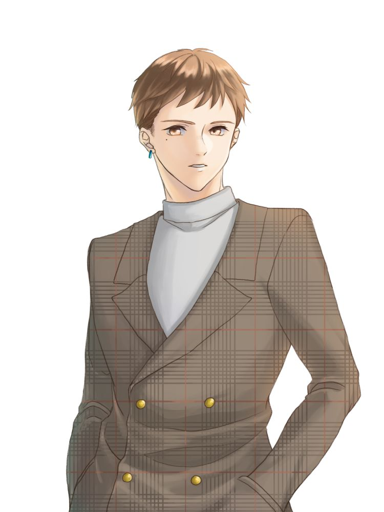No.8 力の男性