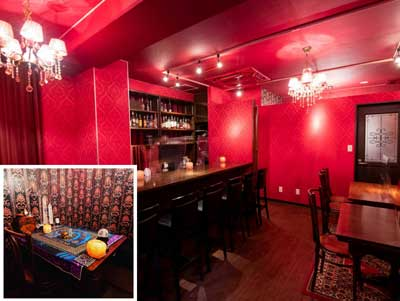 アルカナ 占いカフェ&バー(Arcana)の店内写真