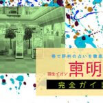 東明館イオンモール羽生店の占い体験レポート【やりとり完全再現】