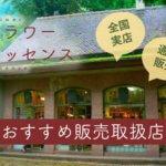 フラワーエッセンスのおすすめ販売取扱店【地域別・通販】