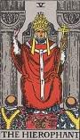 教皇のカード