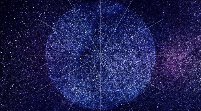 西洋占星術のイメージ画像