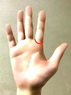右手のソロモンの環