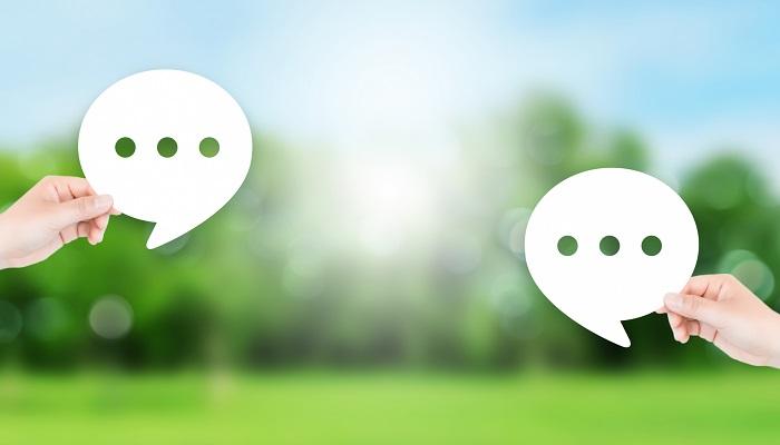 会話のイメージ画像